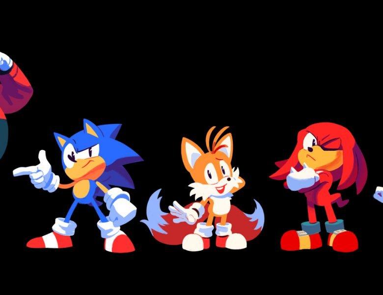 Sonic the Hedgehog Cover Artist prépare de délicieux fanart de style classique