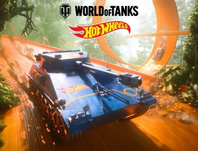 World of Tanks lance sa saison Hot Wheels