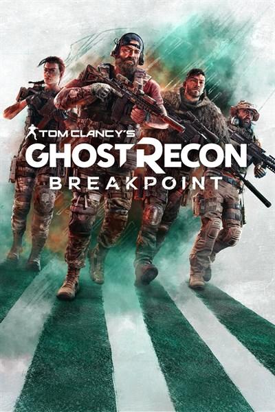 Point d'arrêt Tom Clancy's Ghost Recon®