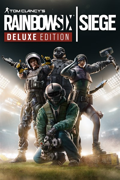 Tom Clancy's Rainbow Six® Siege Édition Deluxe