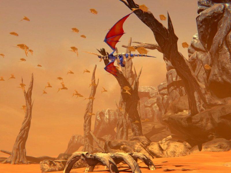 Panzer Dragoon Remake bientôt disponible sur PC et PS4
