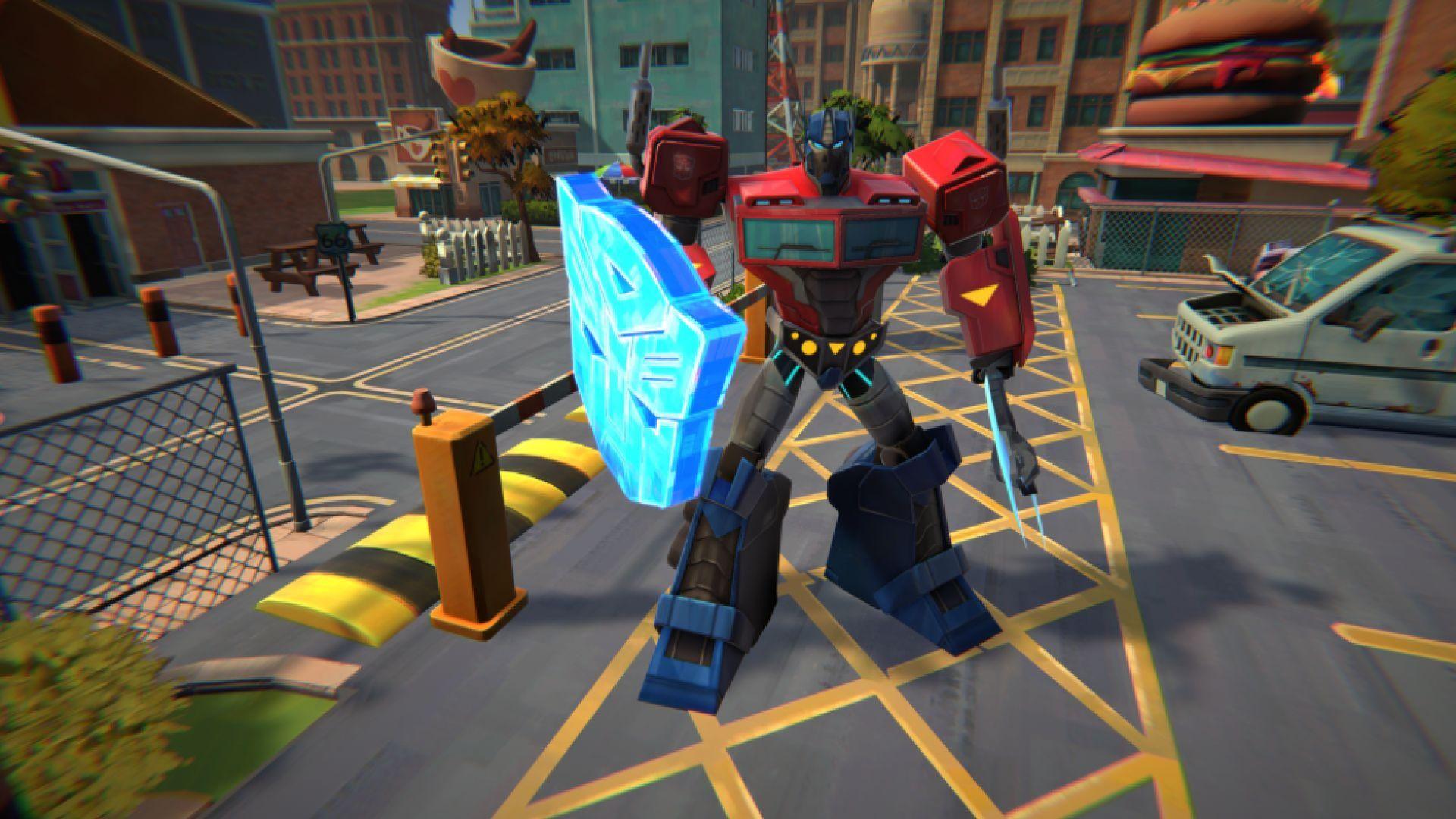 Transformers: Battlegrounds - 23 octobre