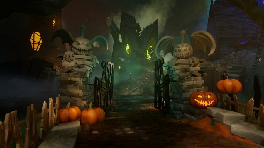 All Hallows 'Dreams PS4 PlayStation 4