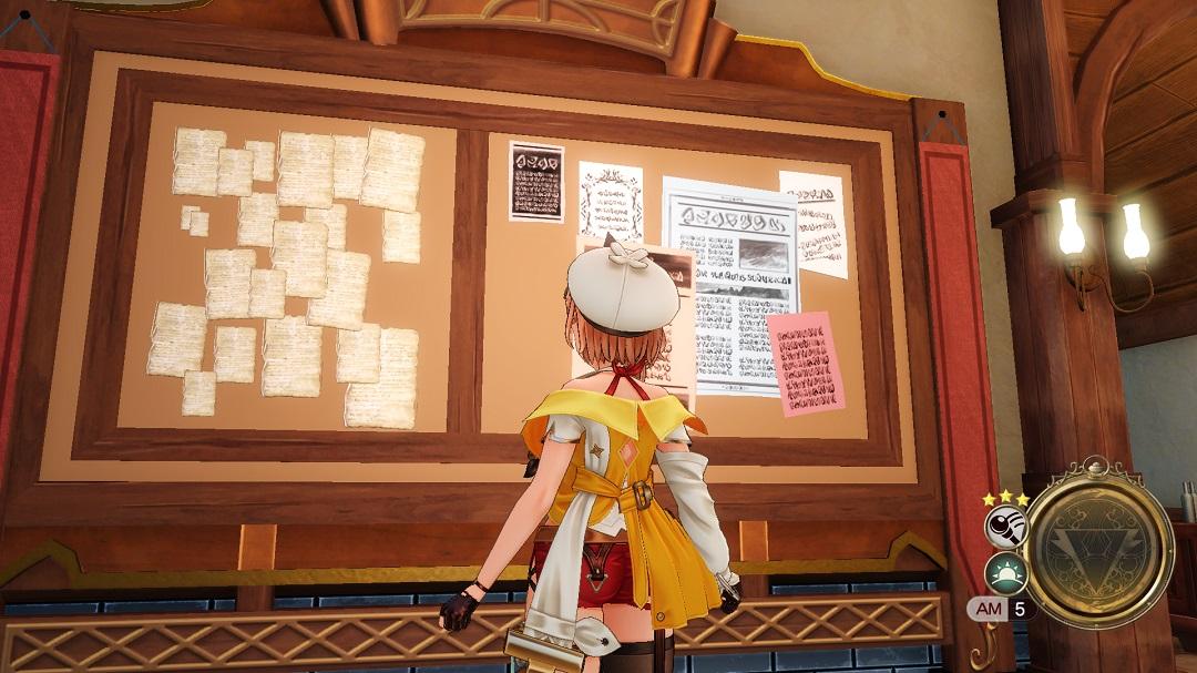 Système de combat, sous-personnages et café de l'Atelier Ryza 2