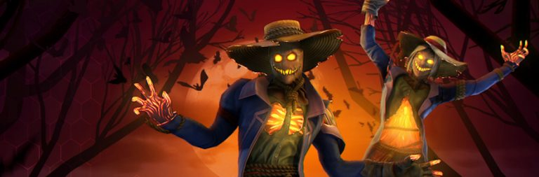 Global Chat: quel MMO a le meilleur Halloween?