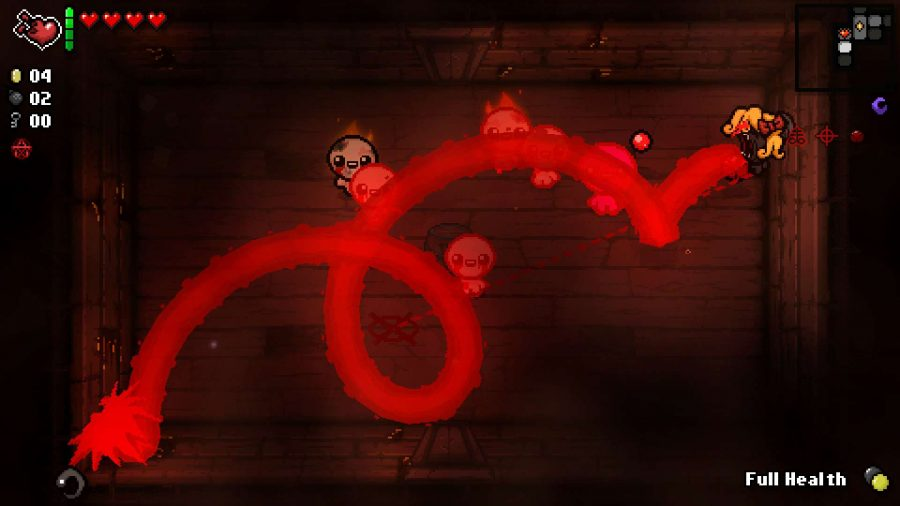 Meilleurs jeux roguelike - Binding of Isaac Combat Rencontre