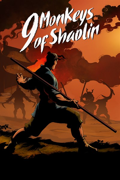 9 singes de Shaolin