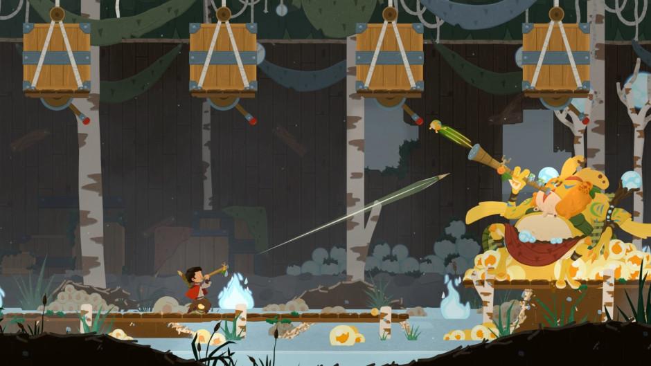 Legends of Ethernal - 30 octobre - Xbox One X améliorée