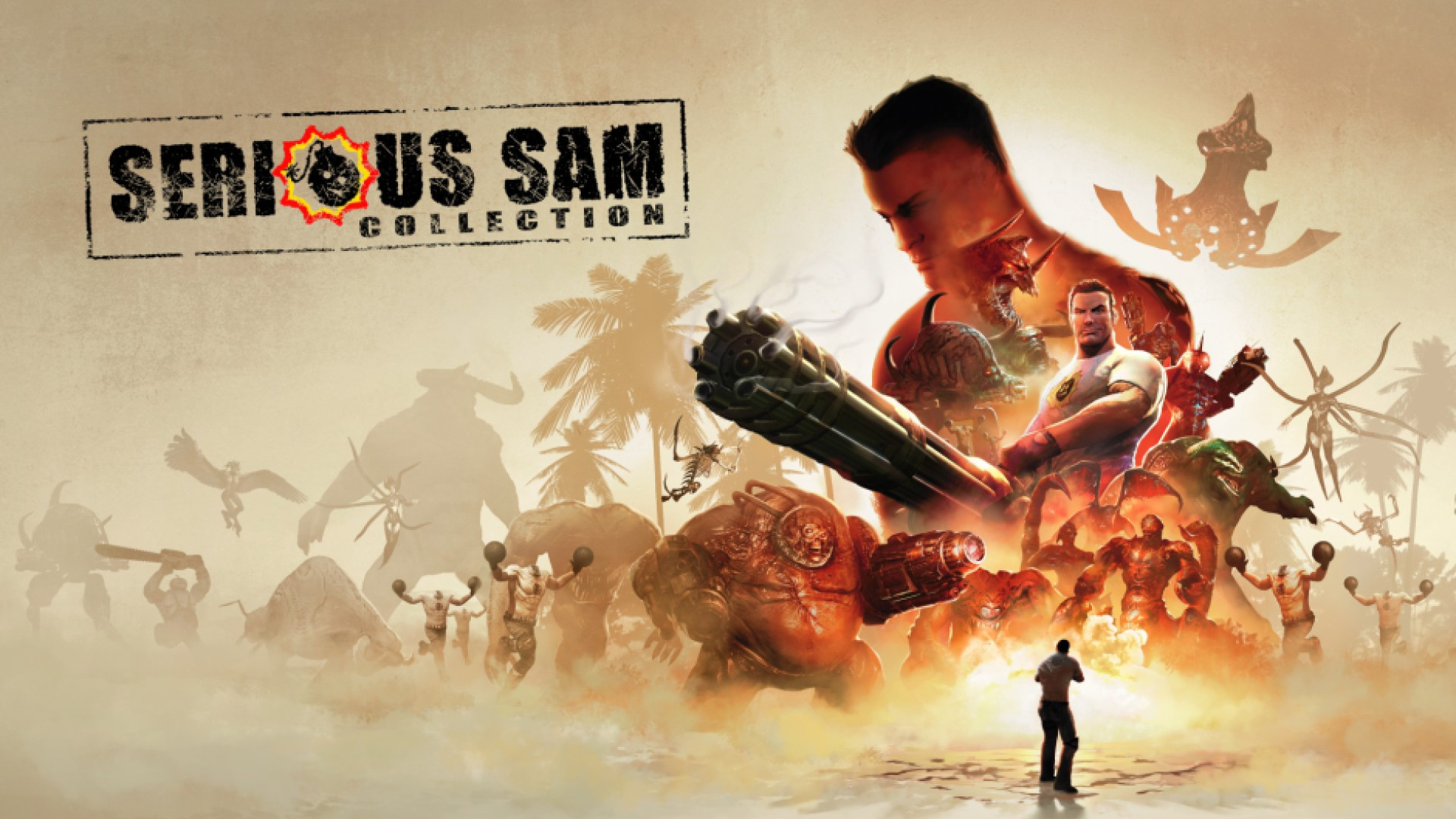Collection Serious Sam