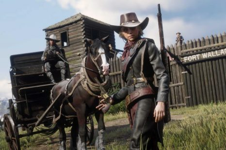 L'extension Bounty Hunters arrive sur Red Dead Online