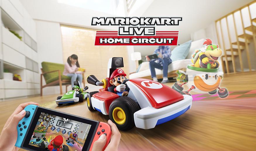 Mario Kart Live: Circuit à domicile