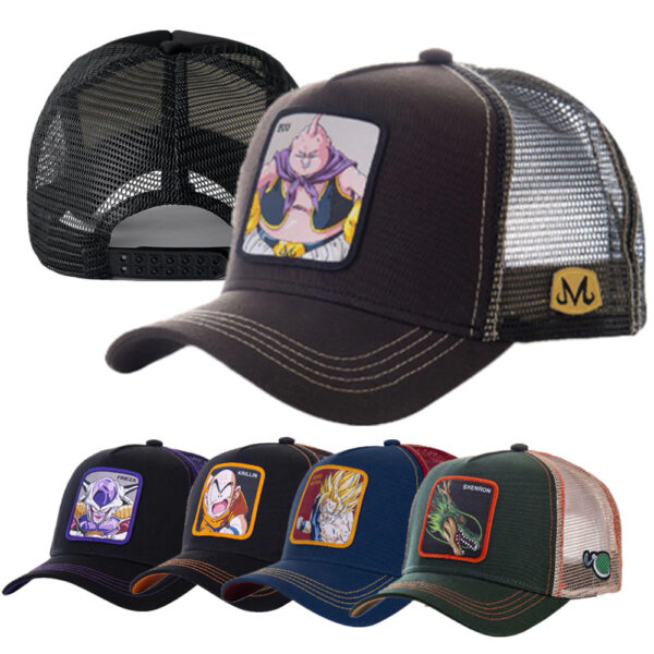 Casquettes Dragon Ball