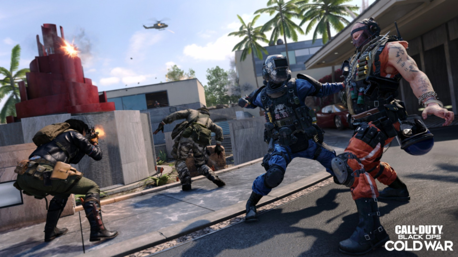 Call of Duty: Black Ops Cold War et Warzone Saison 1