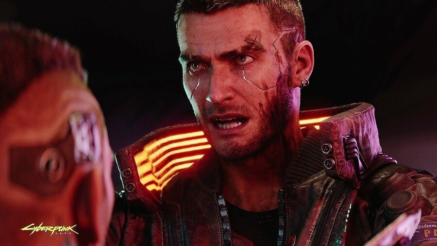 Patch Cyberpunk 2077 Day One PS5 PS4