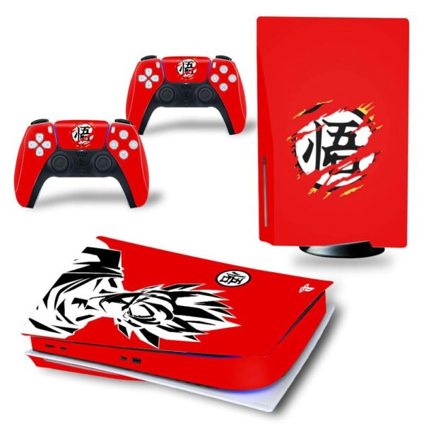 Stickers PS5 Dragon Ball