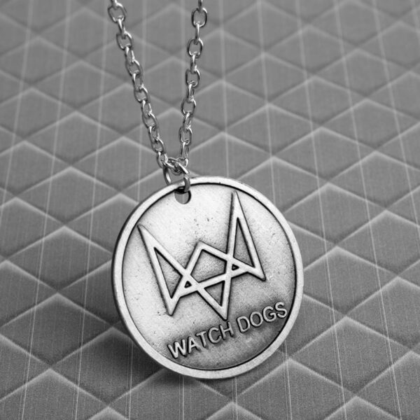 Collier watch dogs