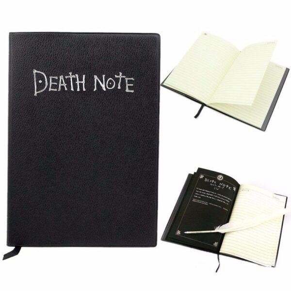 Carnet Death Note