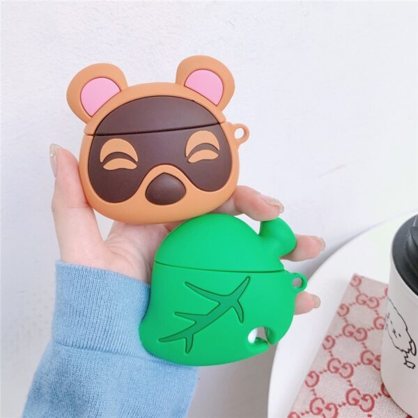 Housse Airpod Pro Animal Crossing