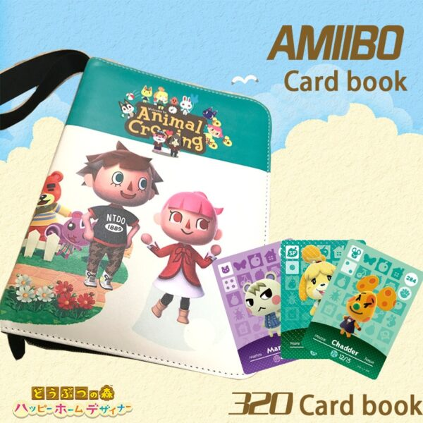 Livre collector Animal Crossing