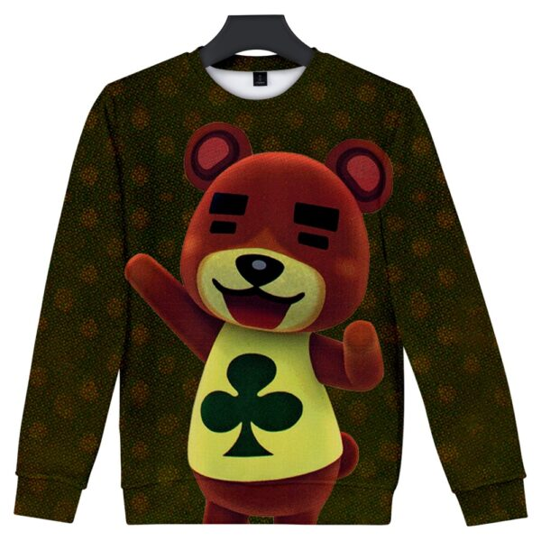 Sweat à manches longues Animal Crossing