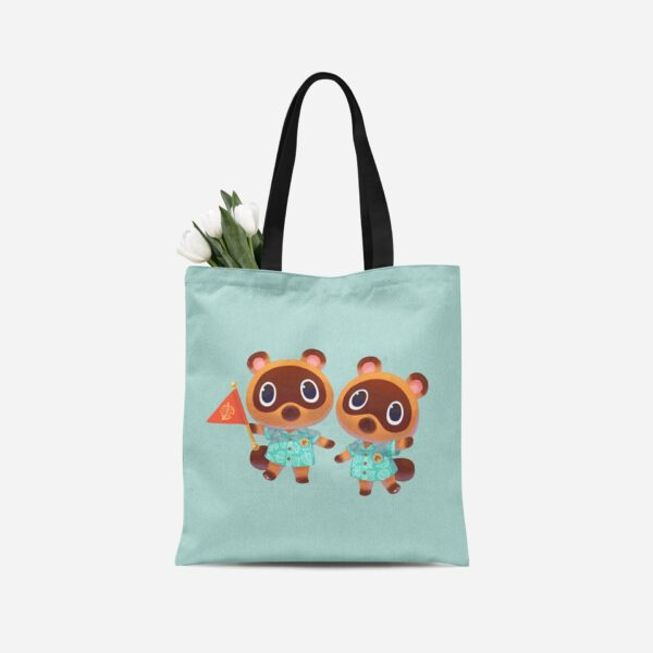 Tote bag Animal Crossing