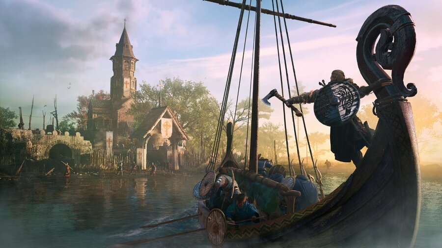 Notes de mise à jour de la mise à jour Assassin's Creed Valhalla River Raid