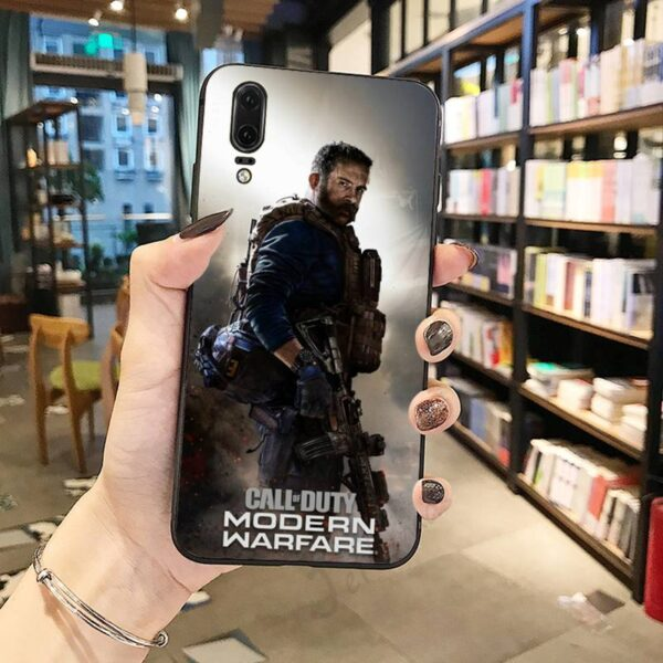 Coque MW Call of Huawei