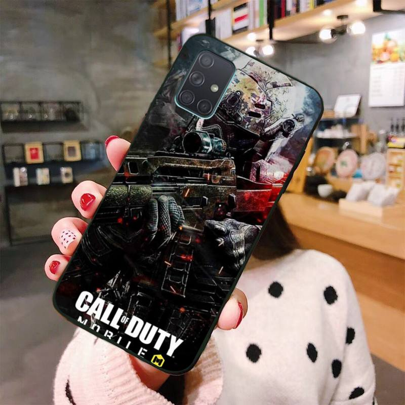 Coque Call of Duty Sang Mobile