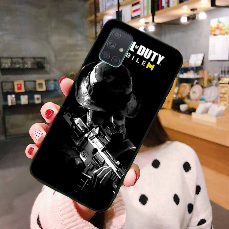 Coque Call of Mobile