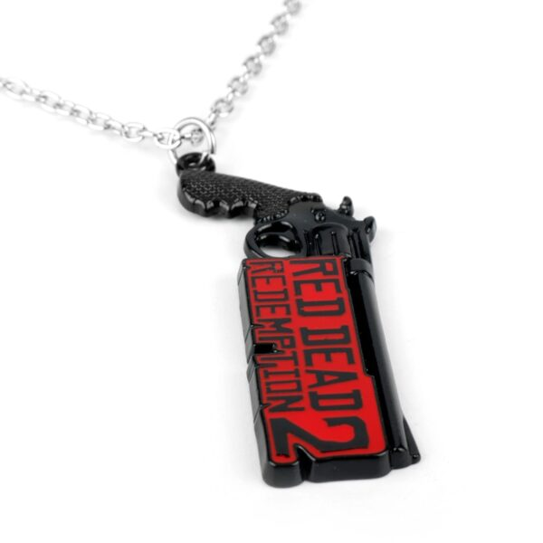 Collier red dead redemption 2