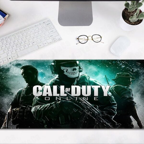 tapis de souris online call of duty