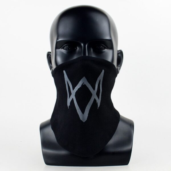 Watch Dogs foulard protection