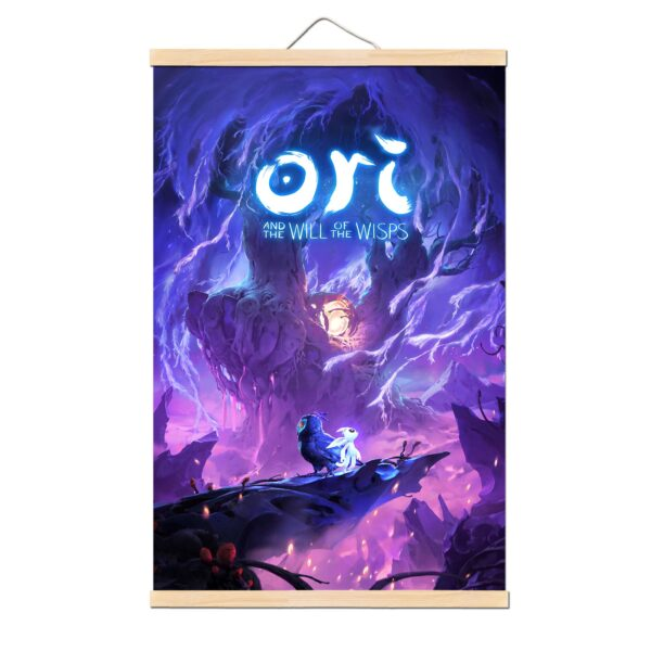 affiche murale ori & the blind forest