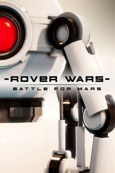 Rover Wars: Bataille pour Mars