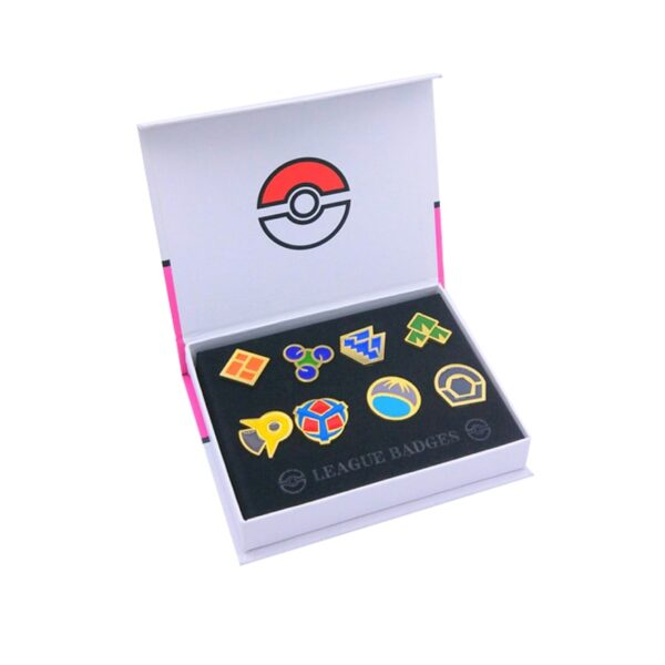 badges pokémon région de Sinnoh