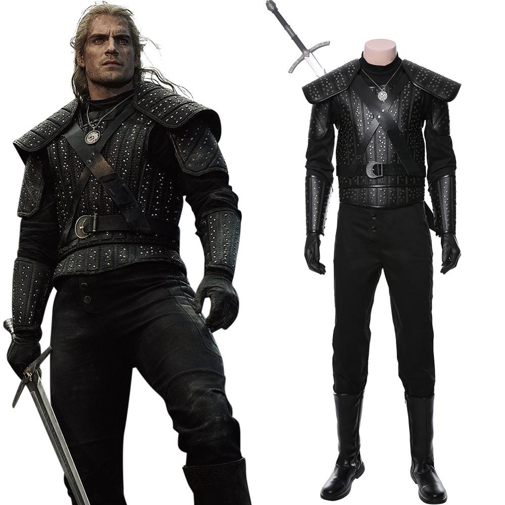 cosplay geralt the witcher