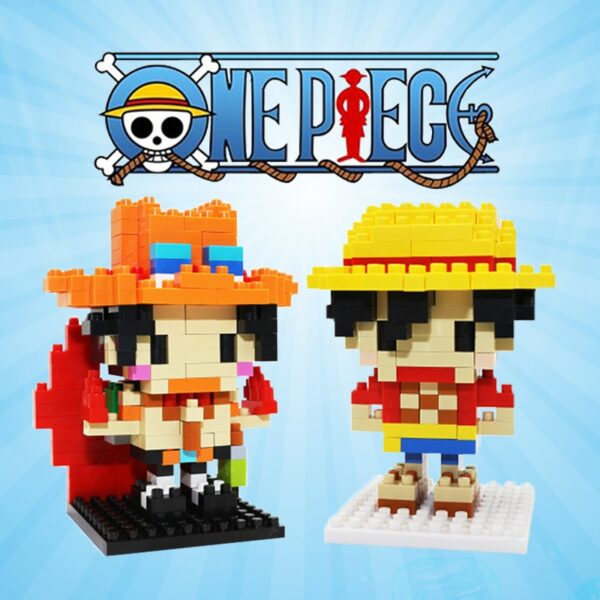 Figurine One Piece Lego
