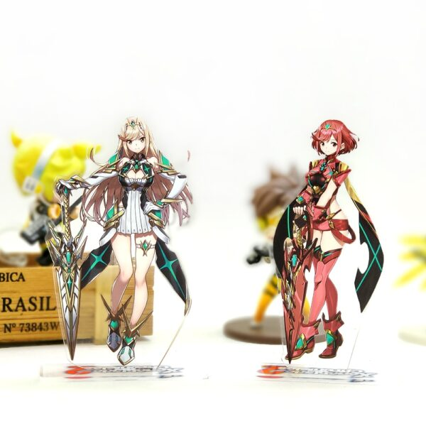 figurine xenoblade chronicles