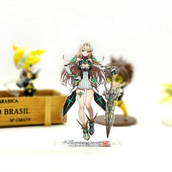 figurine xenoblade chronicles mythra