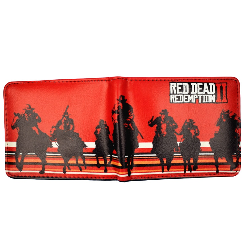 Portefeuille red dead redemption 2 6 chevaliers