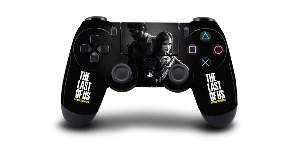 manette ps4 the last of us