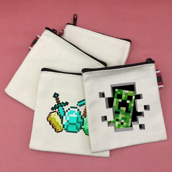 Trousse de toilette Minecraft