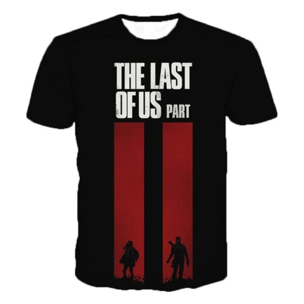 tshirt the last of us