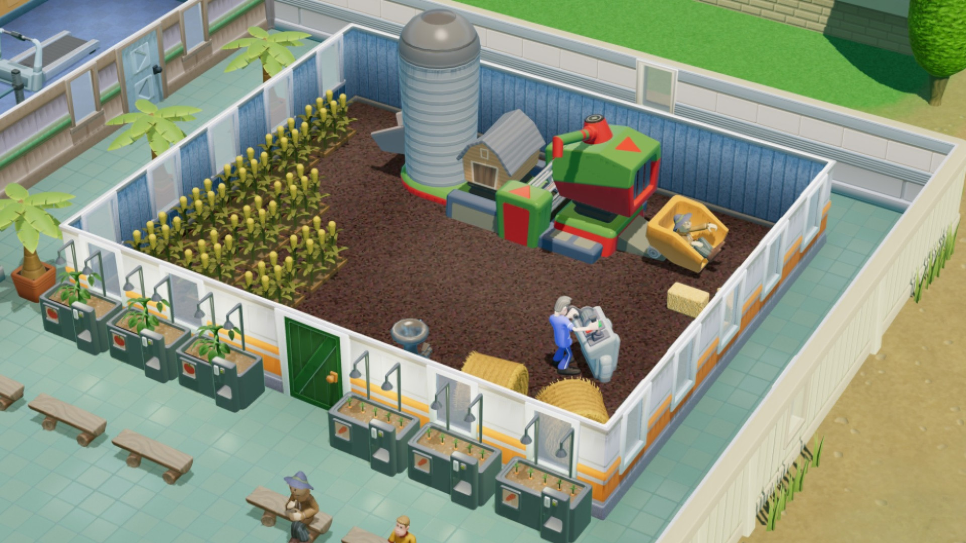 Two Point Hospital: Édition Jumbo