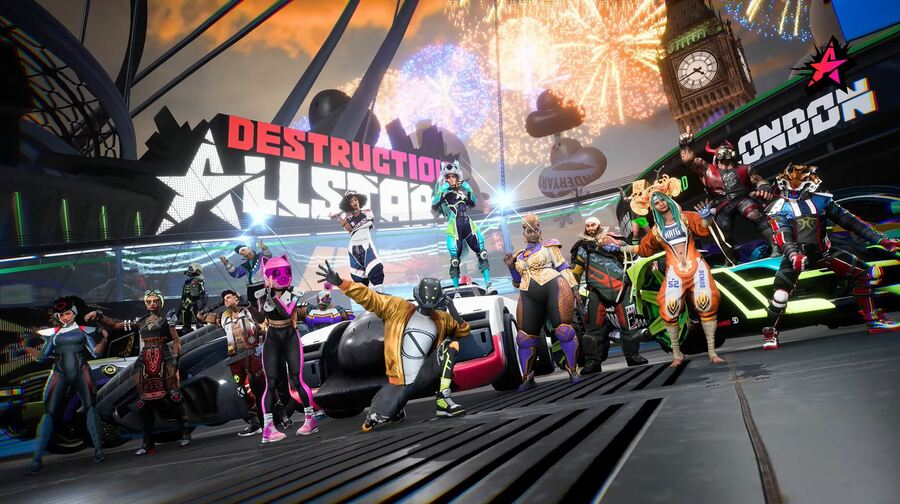 Destruction AllStars PS5 PlayStation 5