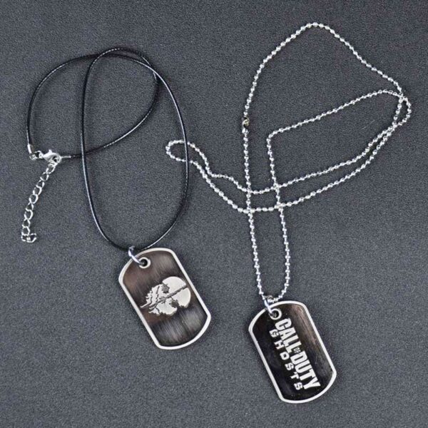 pendentif call of duty