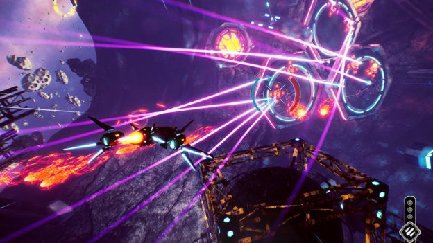 REdout: Space Assault - Nintendo Switch - écran 5