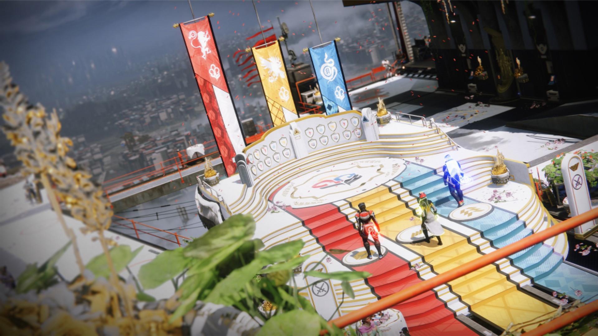 Jeux de gardien Destiny 2