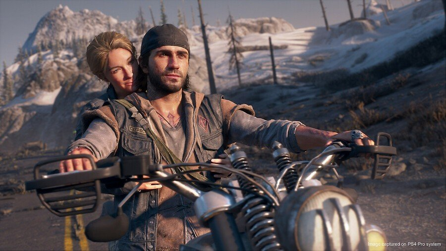 Days Gone PS5 PlayStation 5 1