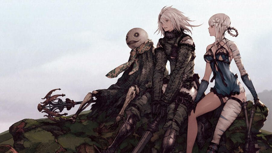 NieR Replicant Review Round Up 1